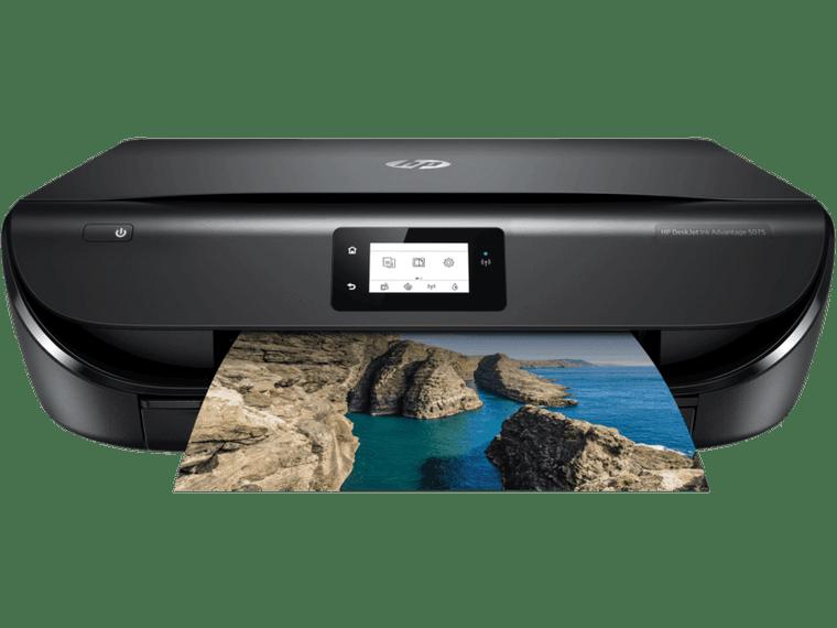 HP Deskjet Ink Advantage 5075 All-in-One - Multifunction printer - Colour - Ink-jet , Wi-Fi(n)