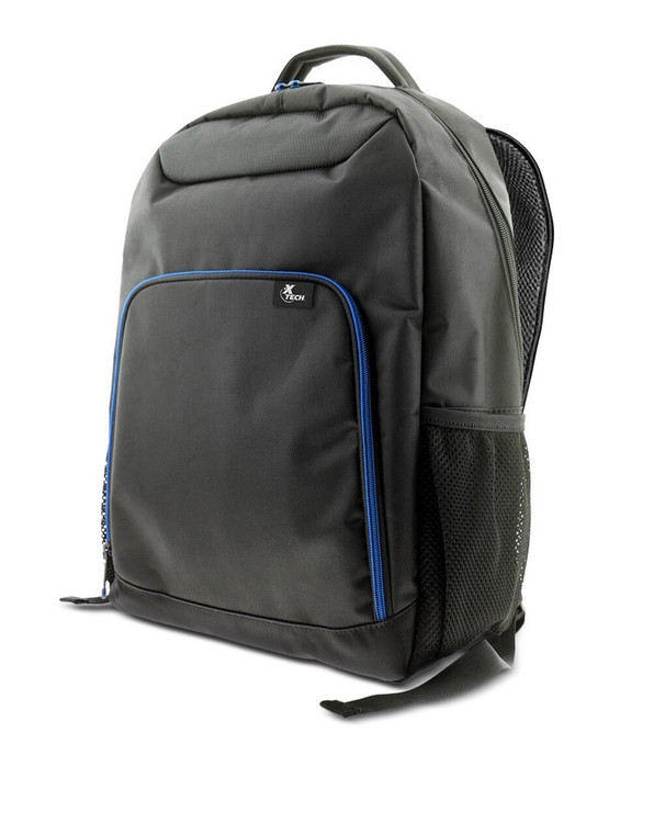 """XtechNotebookcarryingbackpack15.6""""(black&blue)"""