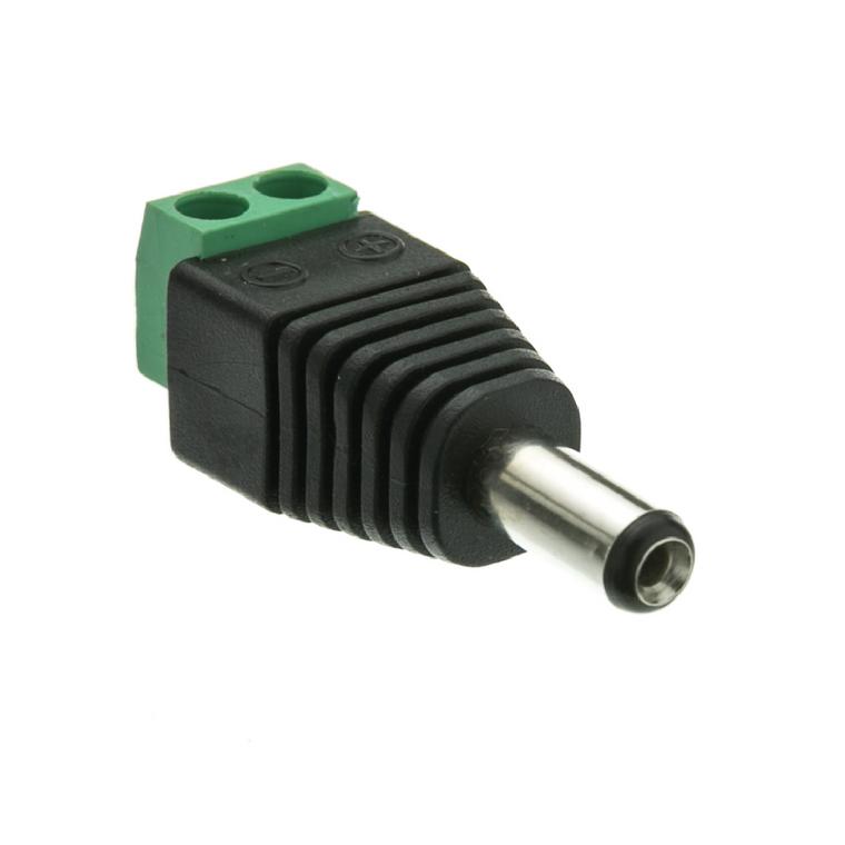 AccessPRO - Jack Converter Adapter - Male 3.5mm 12 VDC
