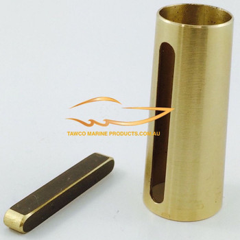 Taper Sleeve for Prop Shafts   Thread Options