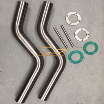 Water Cooled Exhaust Pipes Round Gaskets