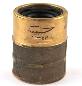 Log Gland Seal 2""