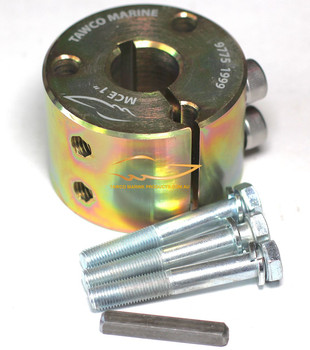 Coupling Split Barrel
