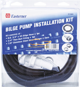Bilge Plumb Kit 20mm