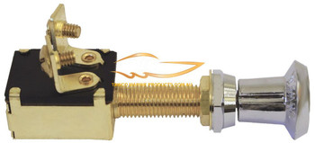 2 Position Brass Switch