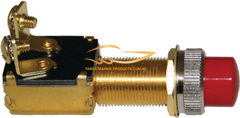 Horn Push Switch Brass