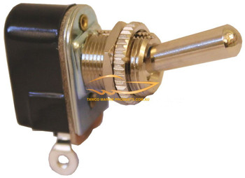Chrome Plated Brass Toggle