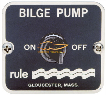 Bilge Switch On Off Control