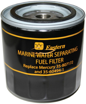 Outboard Fuel Filter Replacement OMC