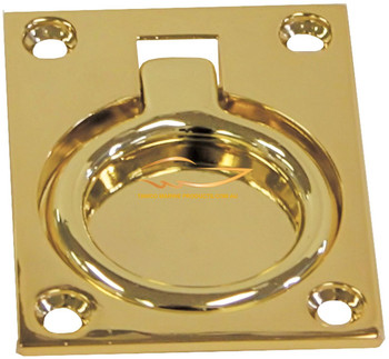 Flush Pull Ring Large