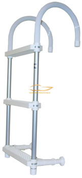 Boat Ladder Deluxe Step Options