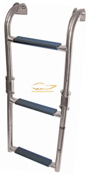 Boarding Ladder Steel Step Options