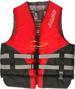 Water Ski Jacket Cyclone Style with Options