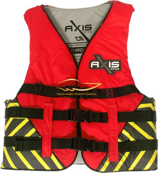 Water Ski Jacket for Juniors with Size Options