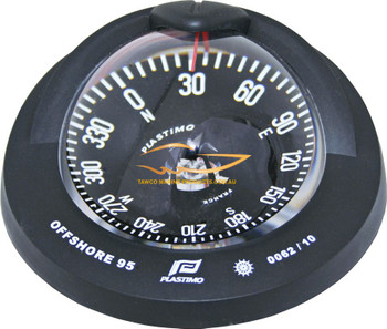 Powerboat Compass Suits 6 - 12m Boats