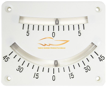 Dual Scale Inclinometer