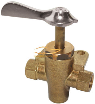 Three Way Fuel Valve