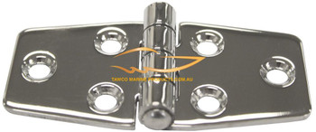 Steel Hinges 72mm Pair