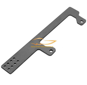 Throttle cable Bracket S/S Suits Dominator