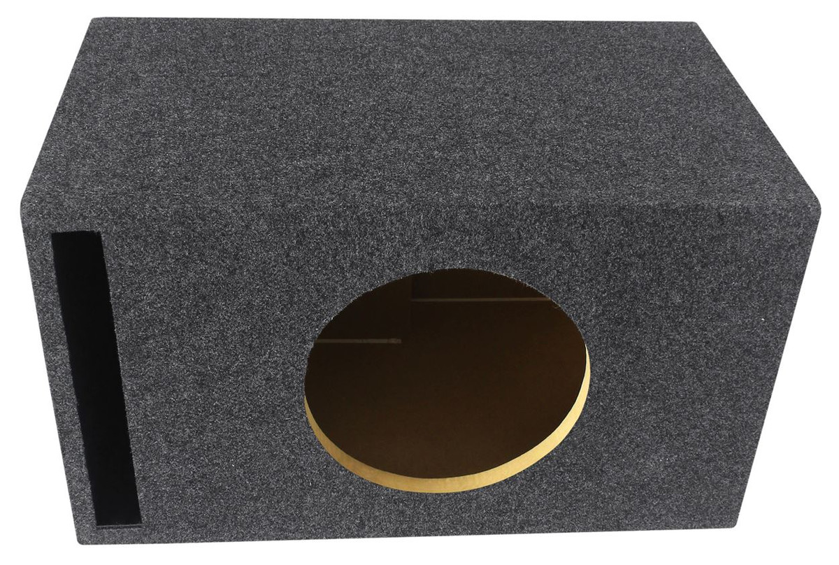 STAGE 2 PORTED SUBWOOFER MDF ENCLOSURE FOR JL AUDIO 10W7AE SUB BOX