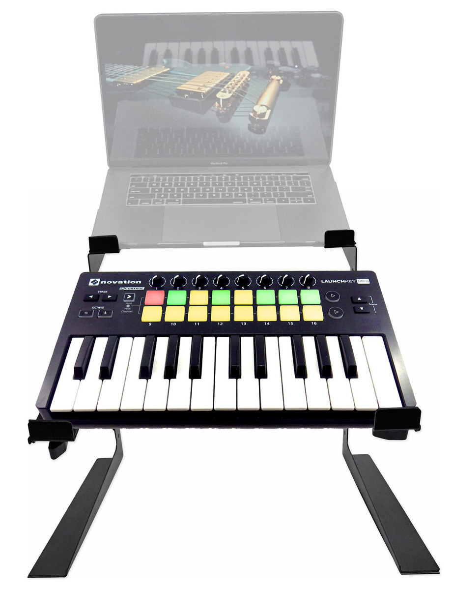 Novation Launchkey 25 MK2 USB MIDI Keyboard Controller 25 Tasten Ableton Live