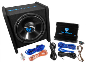 Car Audio Packages, Subwoofers and Amplifiers and Enclsoures