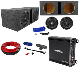 Car Audio Packages, Subwoofers and Amplifiers