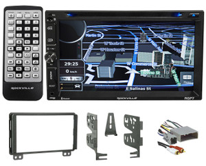 Car Audio Lincoln In Dash Units