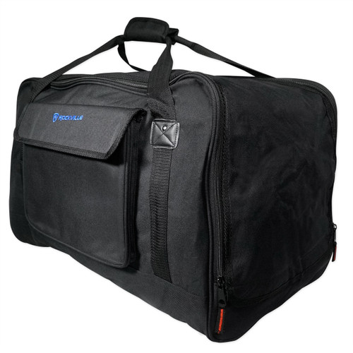 "Rockville Rugged Speaker Bag Carry Case For Electro-Voice ZLX-12P 12/"" Speaker"