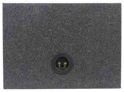 "Rockville Shallow Sub Box Enclosure For Rockford Fosgate P3SD4-8 8/"" Subwoofer"