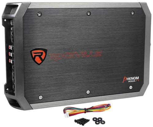 Kicker 6x8 Factory Speaker Replacement Kit 4-Ch Amp for 1999-2003 Ford F-150