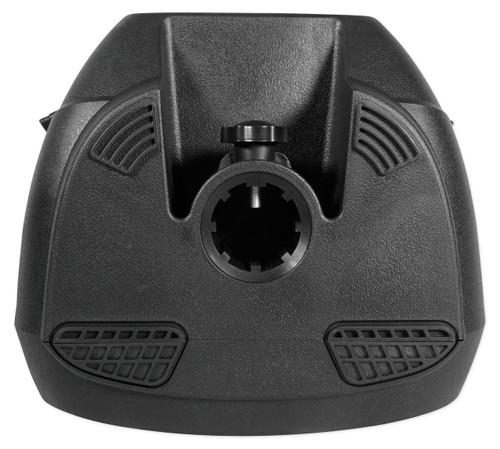 "Technical Pro PB850LED 8/"" Rechargeable Bluetooth DJ Speaker+Stand+Wireless Mics"