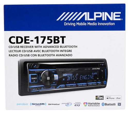 Vehicle Electronics Accessories CDE-154BT CDE-163BT CDE-164BT CDE ...