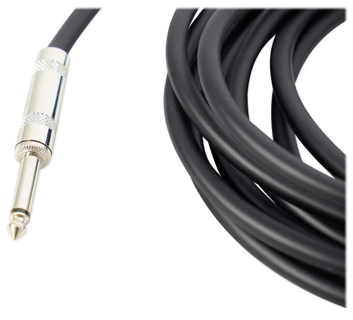 Rockville RTSBW10 10 Foot 1//4 TS to Bare Wire Speaker Cable,16 AWG,100/% Copper