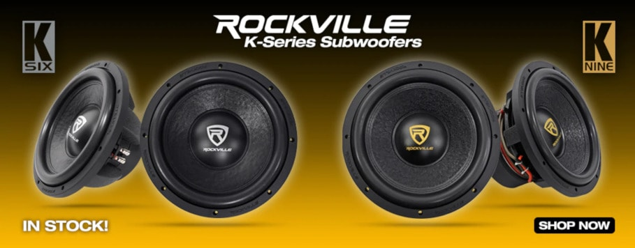Welcome to Rockville - Buy Car Stereo, Pro Audio, Marine ... on
