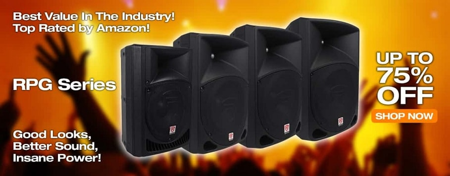 Welcome to Rockville - Buy Car Stereo, Pro Audio, Marine