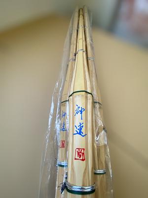 Dobari Shinai - Shinsoku - Set of 3 (Bamboo only)