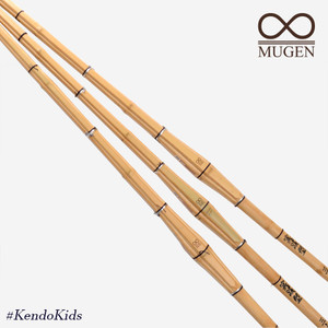 Shinai - Mugen - Child (Pack of 3)