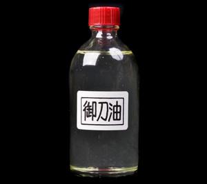 Iaito Maintenance - Chouji Abura Large