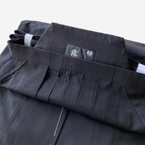 Kiri Tetron Hakama Black 26 - Outlet