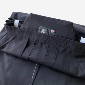 Aikido Kiri Tetron Hakama Black 25 - Outlet