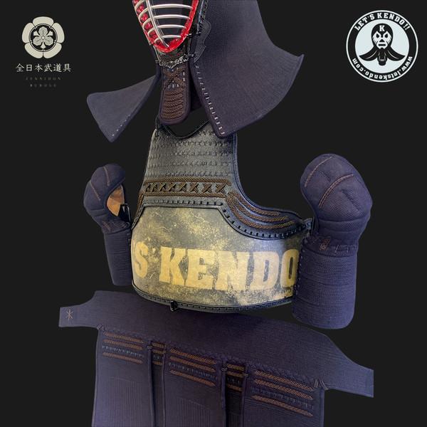 Let's Kendo MODEL - Bogu Set