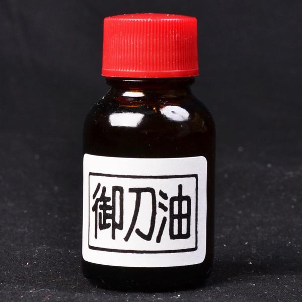 Iaito Maintenance - Chouji Abura - Small