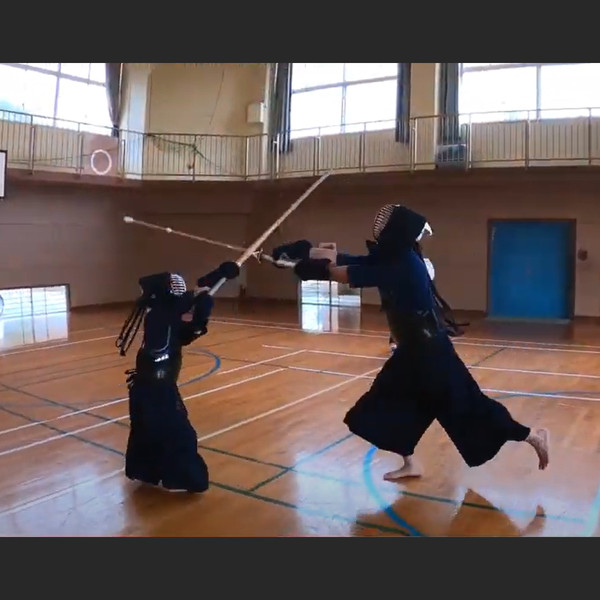Does the Height/Gender define a match in Kendo?