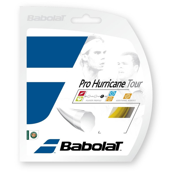 Pro Hurricane Tour 1.25 Yellow