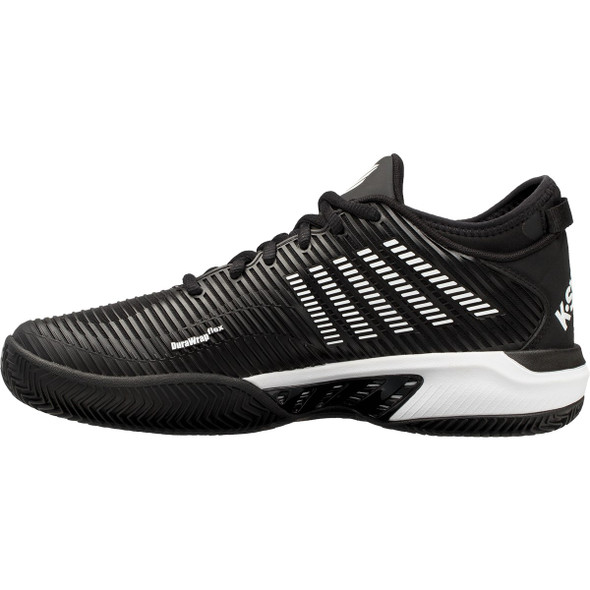 Hypercourt Supreme Mens (BLK/Wh)