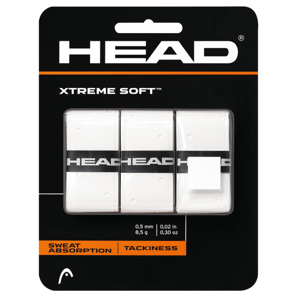 Xtreme Soft Overgrip (3 Pack)