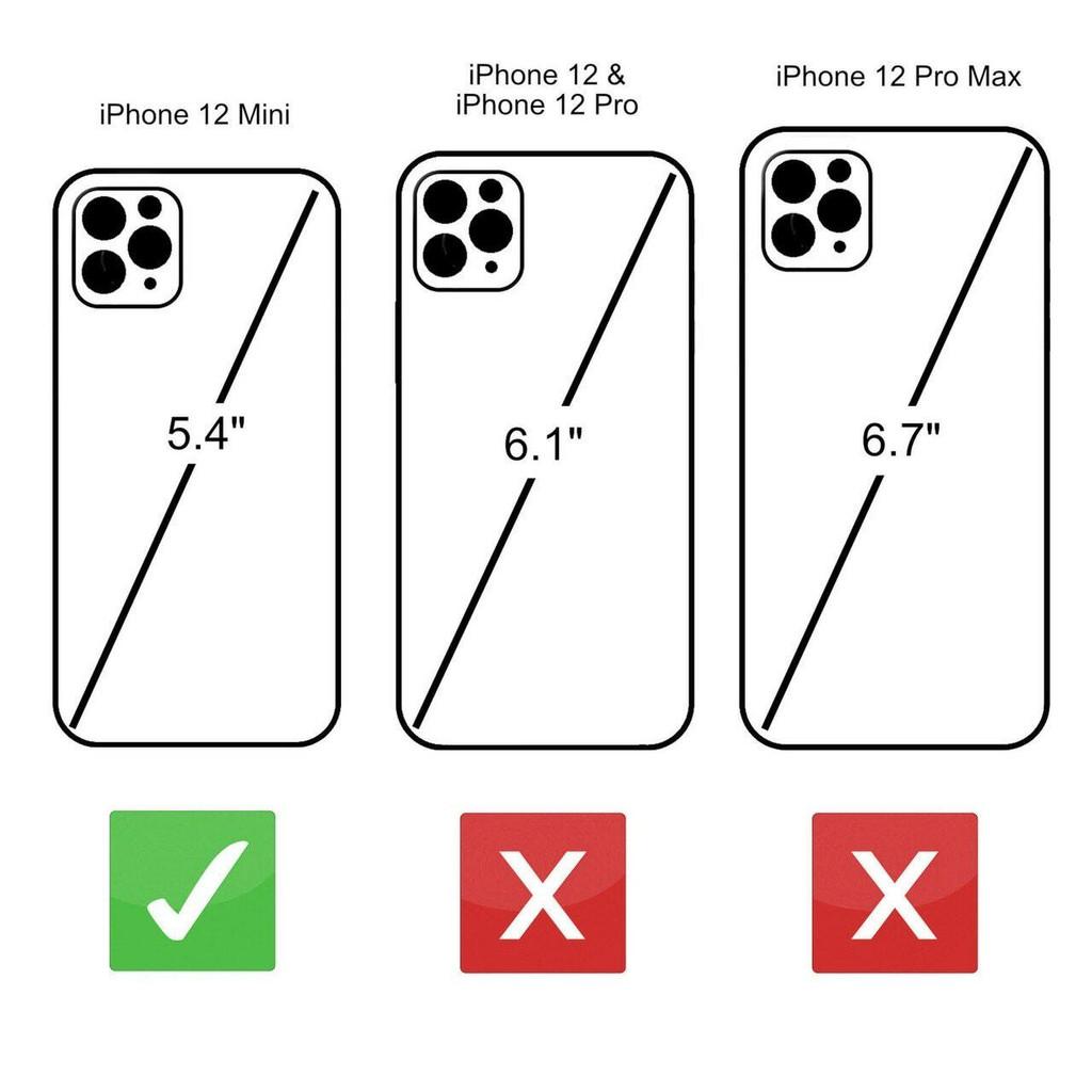 iPhone 12 Mini Size Comparison