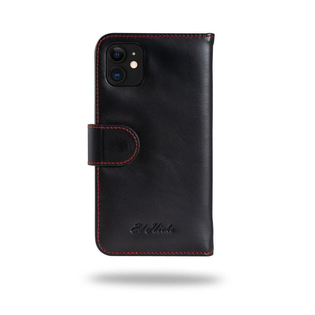 Men's iPhone 12 Pro Max Leather Wallet Case