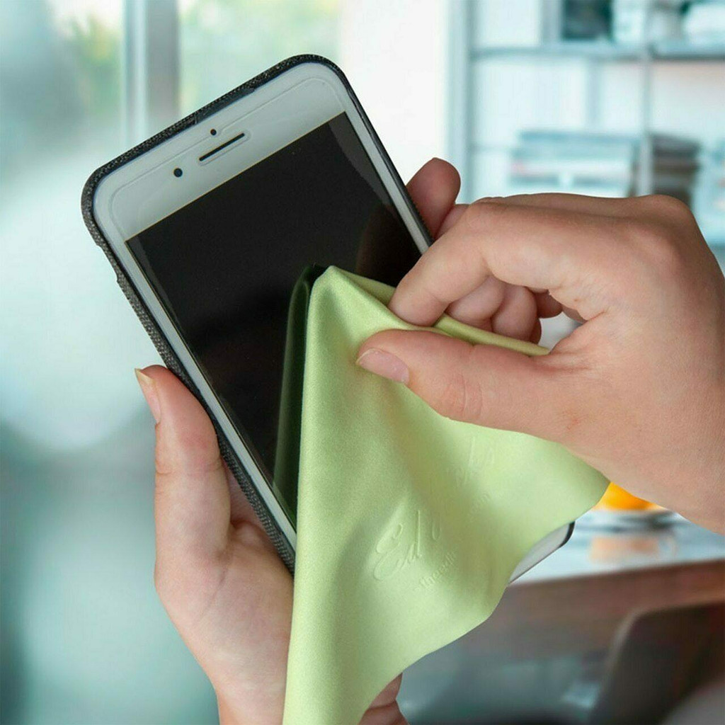 anti-static Cleaning cloths for cleaner glasses, spectacles, phone screens and camera lenses